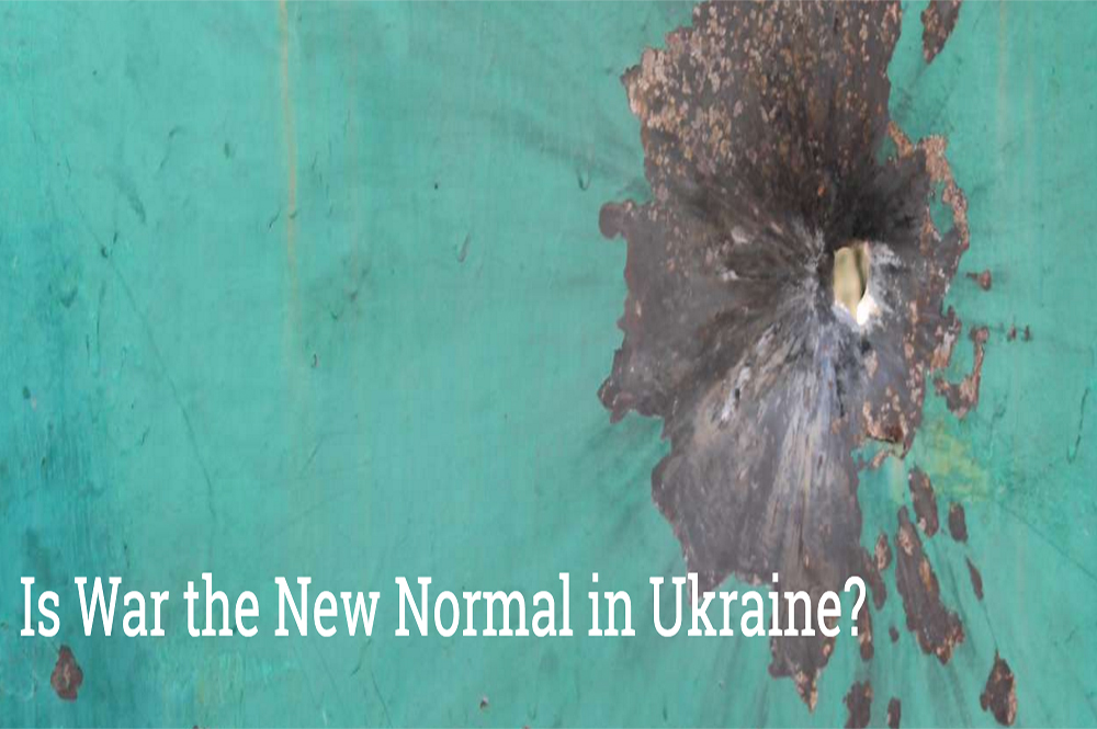 WEEKLY ROUNDUP & PODCAST | IS WAR THE NEW NORMAL IN UKRAINE?