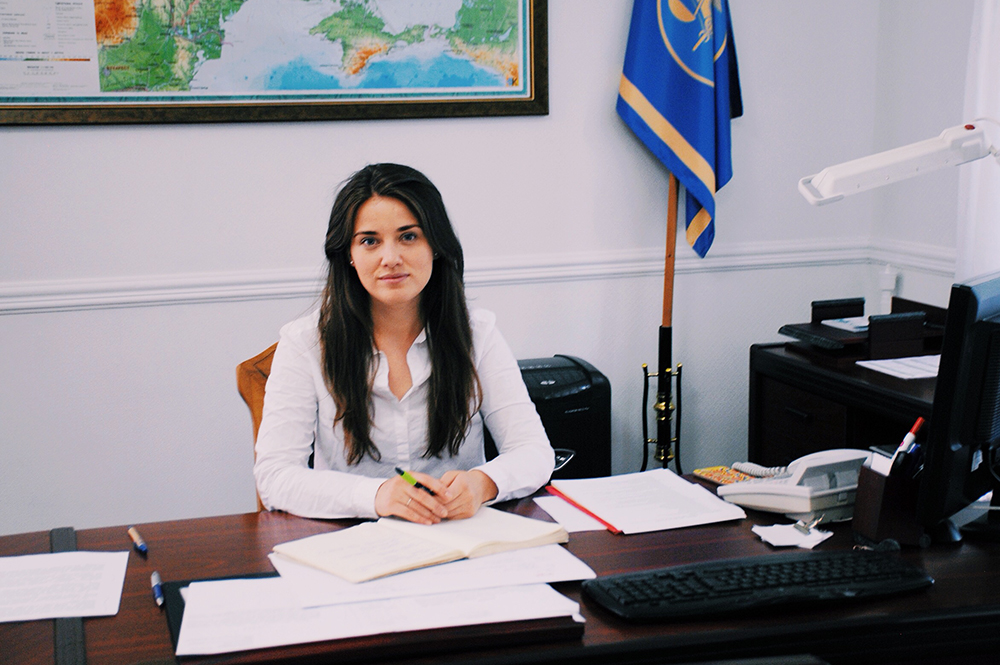 INTERVIEW | YULIA MARUSHEVSKA ABOUT DEMOCRACY AND REFORMS AT ODESSA CUSTOMS