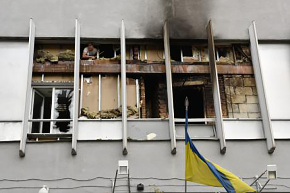 ARTICLE | THE TERROR AGAINST UKRAINE'S JOURNALISTS IS FUELLED BY POLITICAL ELITES