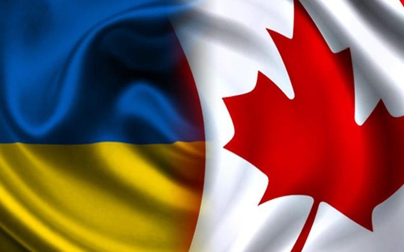 ukraine-canadaflags