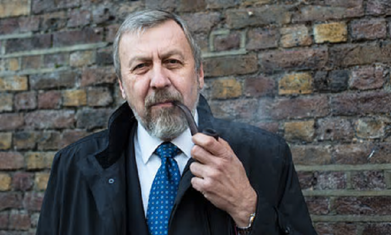 Andrei Sannikov is a former diplomat and Belarus's most high-profile opposition figure. Photograph: Sean Smith for the Guardian