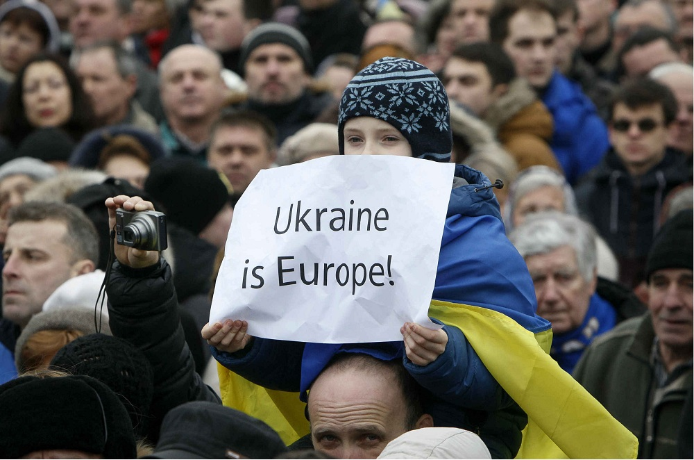 ARTICLE   Q&A: IS UKRAINE STILL CHANGING?