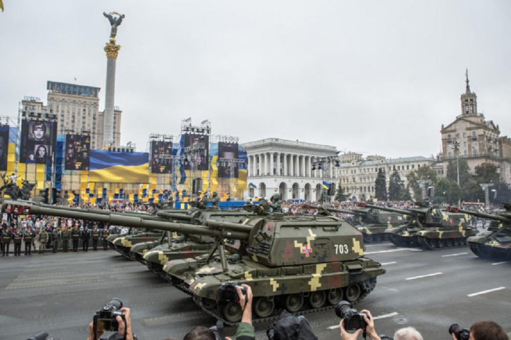 ARTICLE | DONALD TRUMP'S WIN SHAKES UKRAINE
