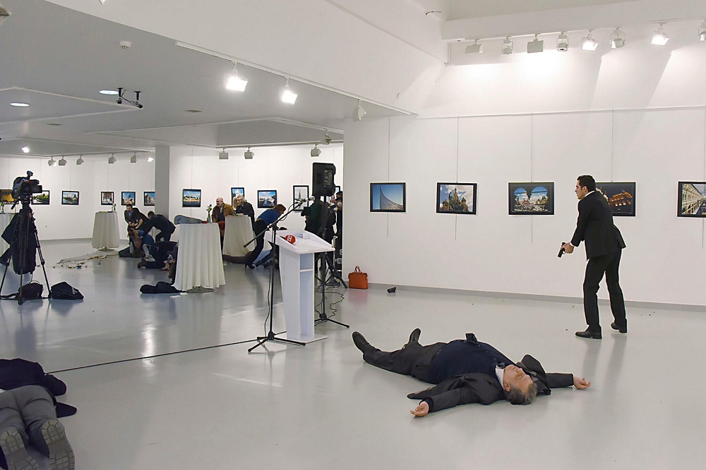 ARTICLE | What it Means that the Russian Ambassador to Turkey was Assassinated by a Radicalized Militant Jihadi off-duty Turkish Police Officer