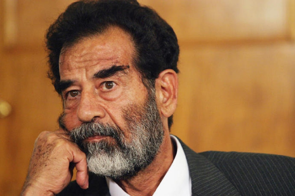 ARTICLE | THE ROAD FROM SADDAM HUSSEIN TO DONALD TRUMP
