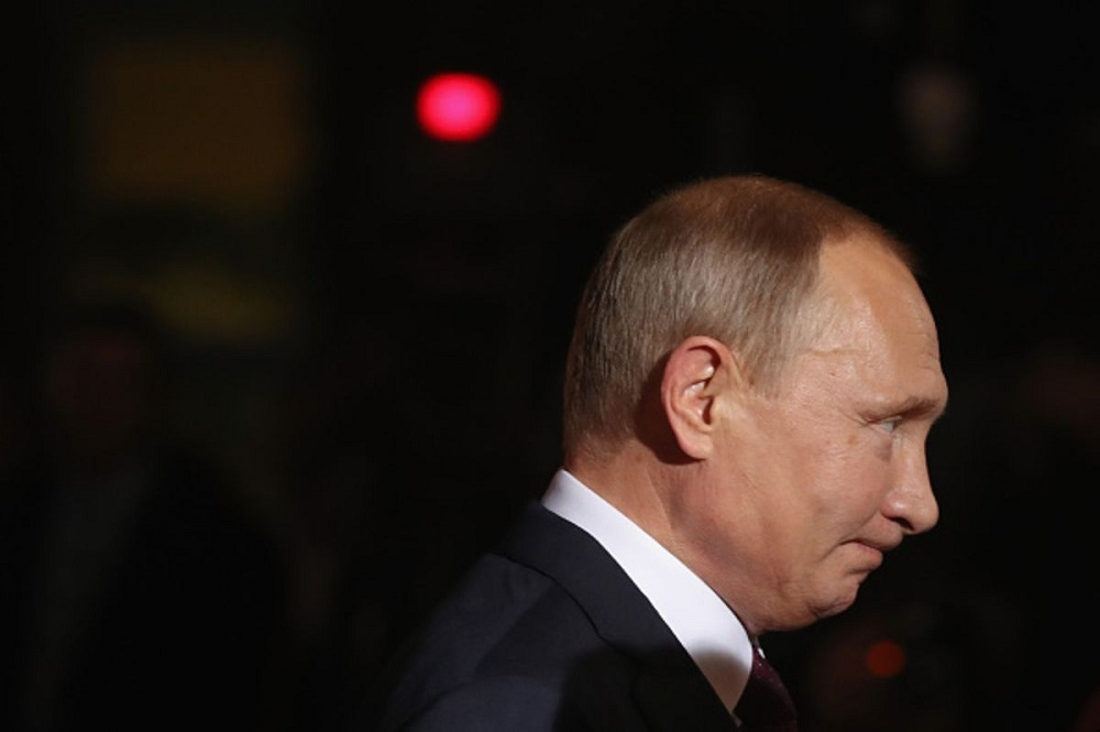ARTICLE | IT'S A LONELIER WORLD FOR VLADIMIR PUTIN