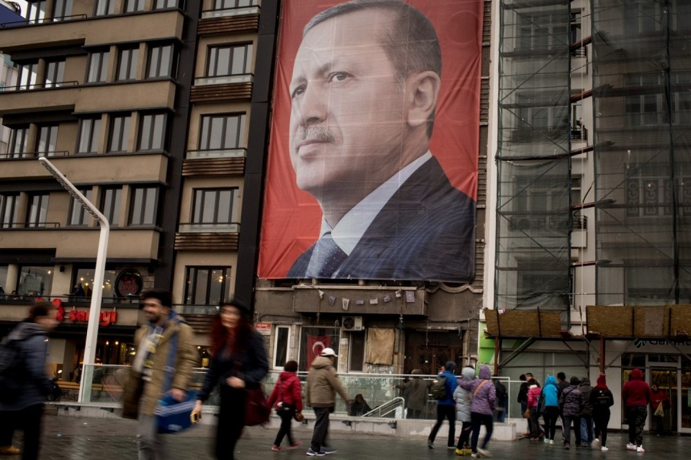 ARTICLE | TURKEY IS ABOUT TO TAKE ANOTHER STEP TOWARD DICTATORSHIP