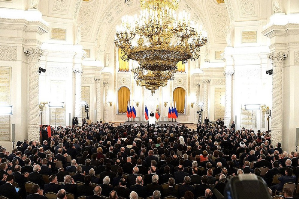 ARTICLE | RUSSIA'S THORNY RELATIONS WITH DEMOCRACY