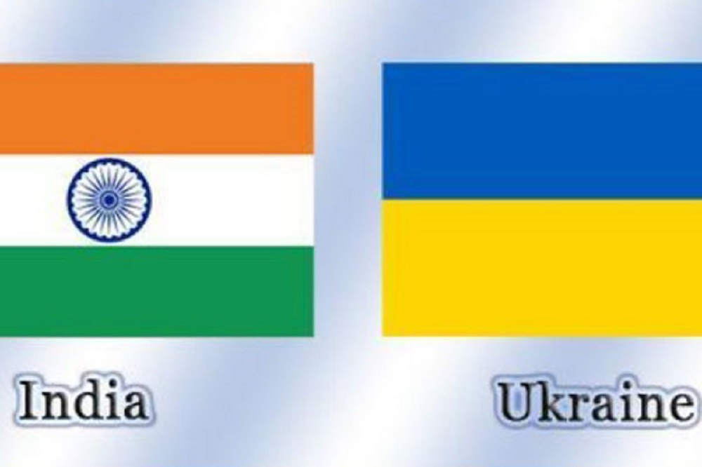 ARTICLE | INDIA AND UKRAINE MARK 'SILVER JUBILEE' OF DIPLOMATIC RELATIONSHIP