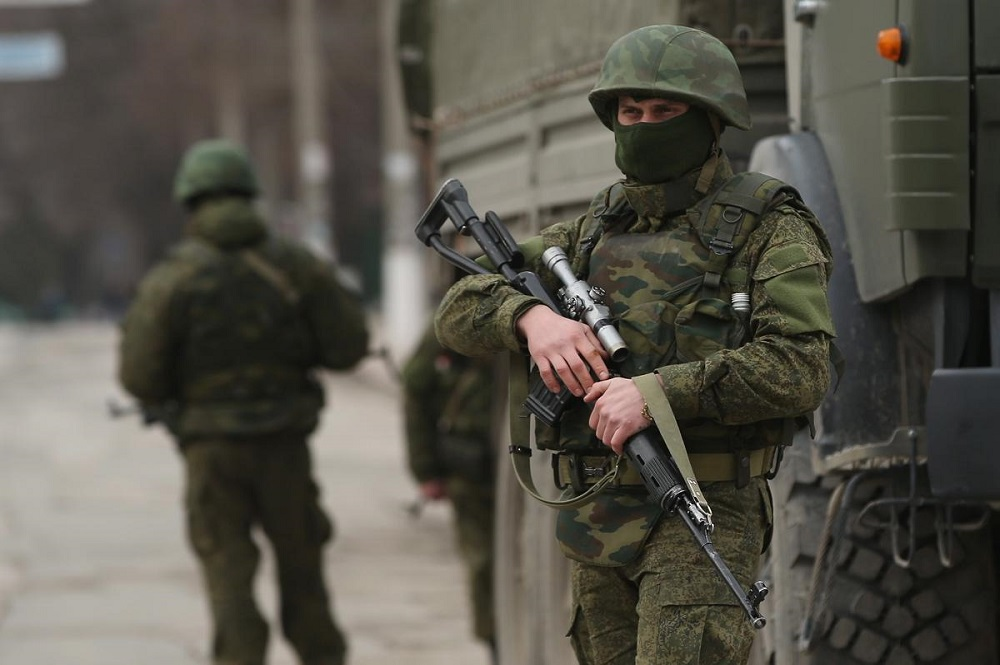 ARTICLE | UKRAINE, WESTERN DOVISHNESS AND RUSSIAN EXPANSIONISM
