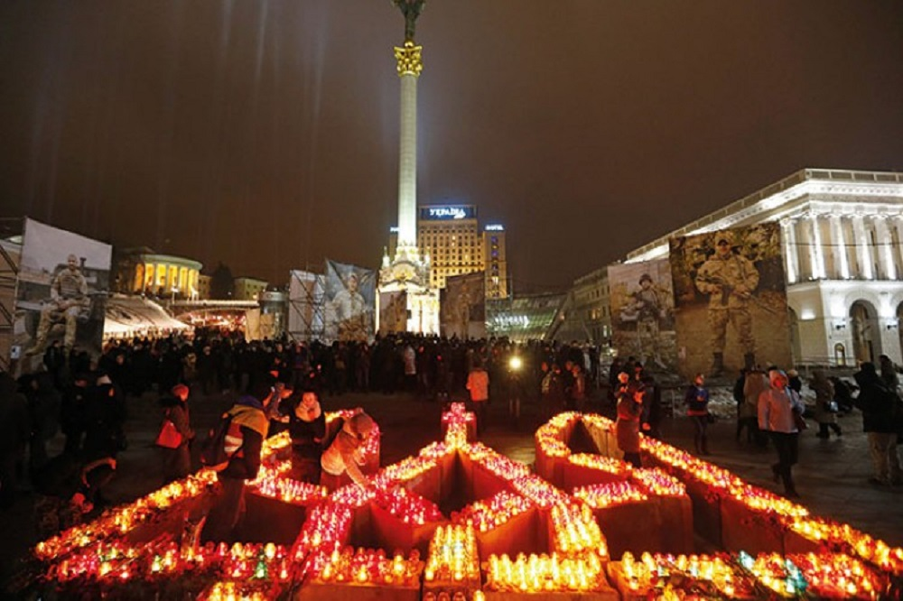 ARTICLE |  Ukrainians must address the nation's collective post-traumatic stress disorder