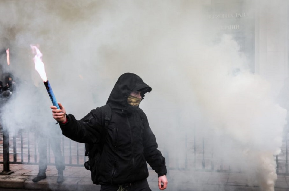 ARTICLE | Denial of the Obvious: Far Right in Maidan Protests and Their Danger Today