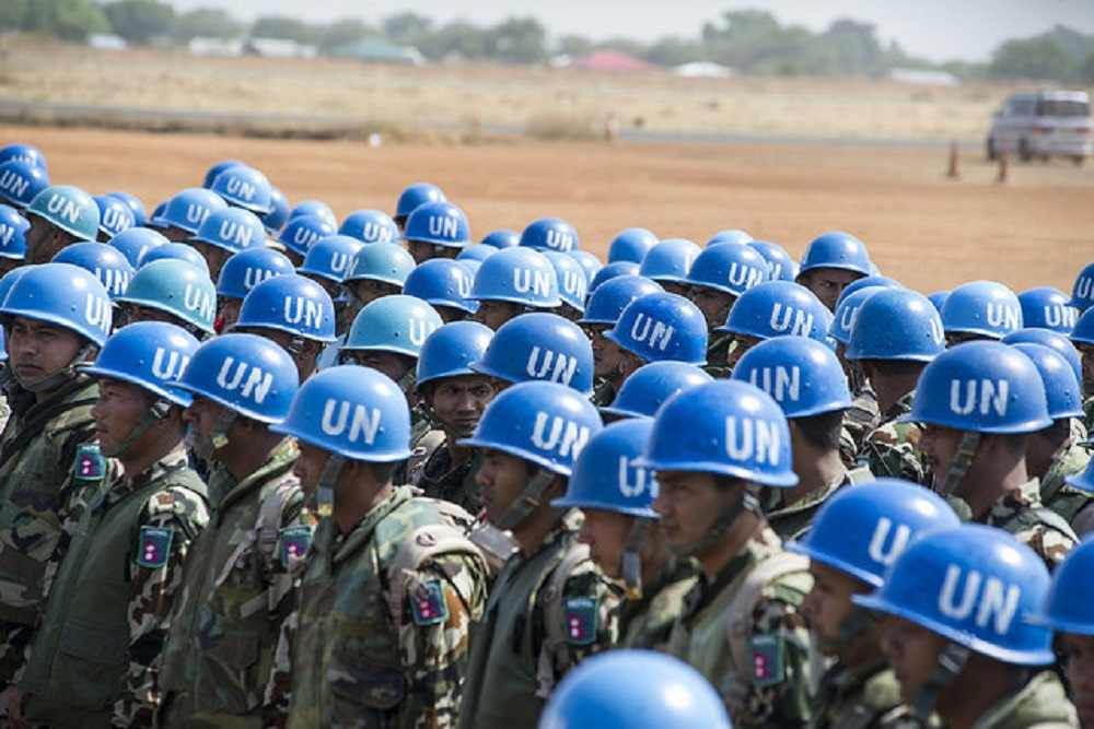 ARTICLE | DISCOURSES OF PEACEKEEPING IN UKRAINE