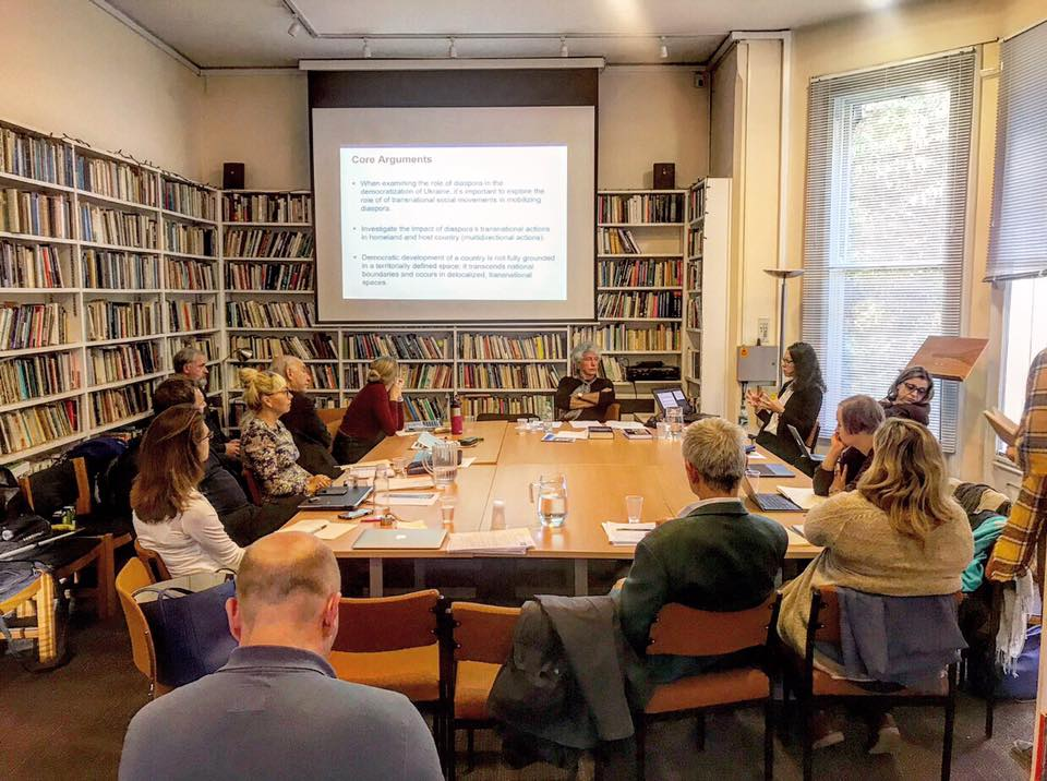 NEWS | UDI Workshop at University of Oxford