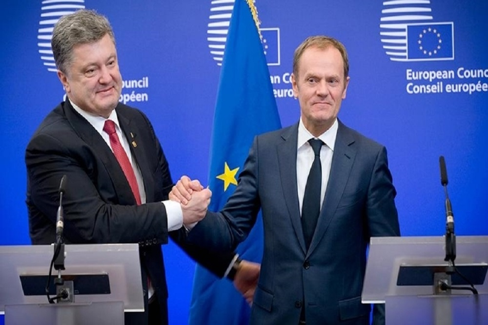 ARTICLE |  BATTLE FOR BRUSSELS: Russia is still overshadowing Ukraine as both countries fight for favor in the EU capital