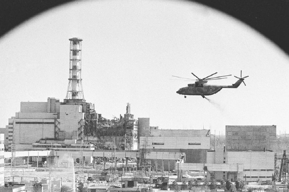 ARTICLE | 'A horror story': history of Chernobyl nuclear disaster wins Baillie Gifford prize