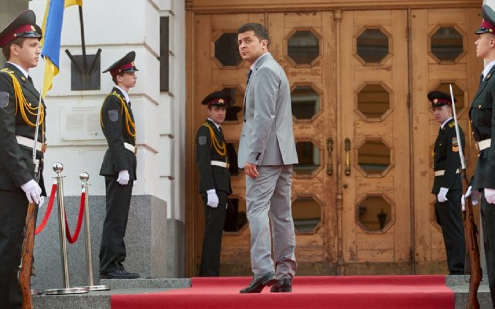 ARTICLE | A Comedian, a President, and a Prime Minister: The 2019 presidential election in Ukraine