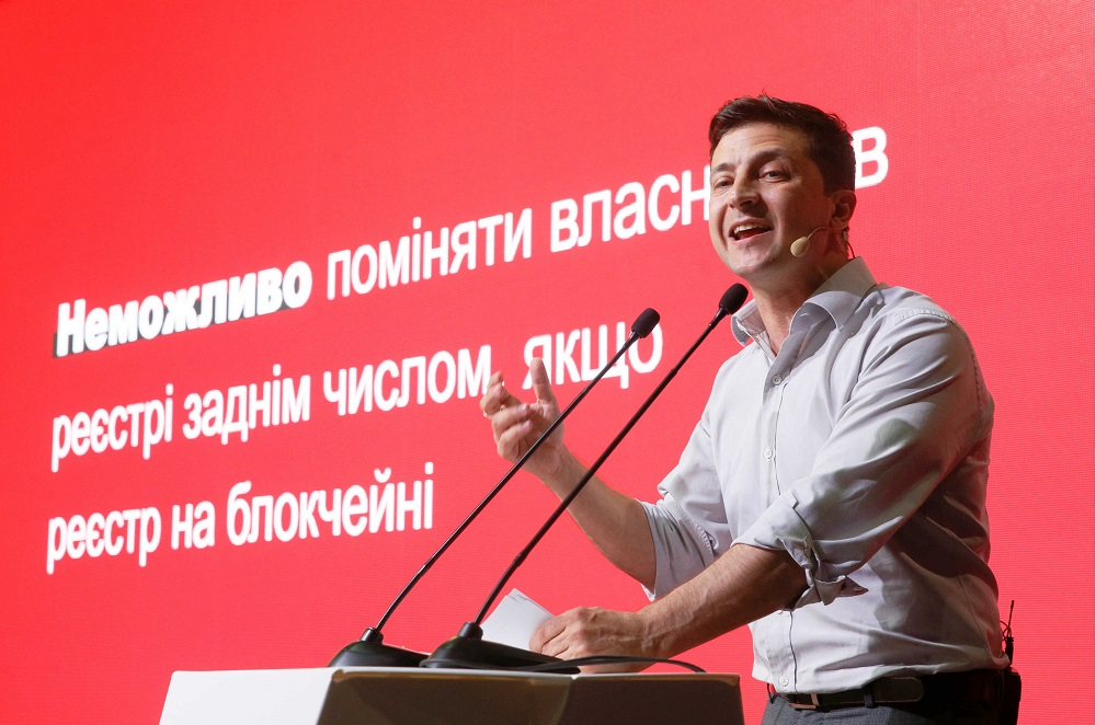 ARTICLE | Zelenskiy's Golden Opportunity to Challenge the Oligarchs and Bring Real News to Ukraine's Airwaves